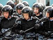 Polizei, Russland, Omon, Reuters
