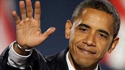 Künftiger US-Präsident Obama
