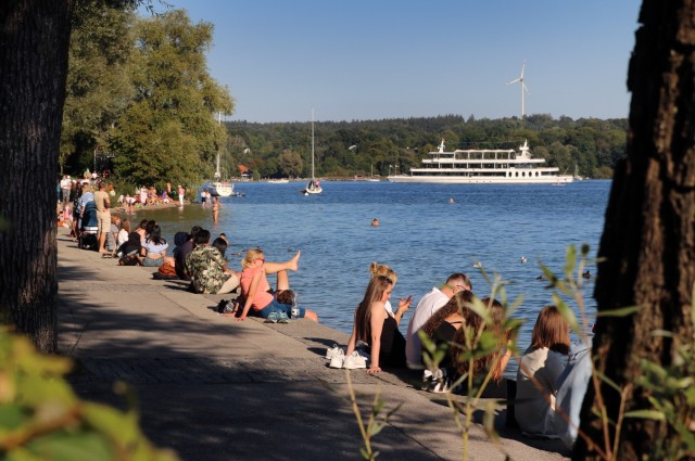 Naherholer am Starnberger See