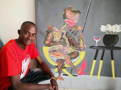 """Kunst aus Mali: """"Die Gier ist überall dieselbe"""""""