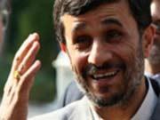 Präsident Mahmud Ahmadinedschad Iran AFP
