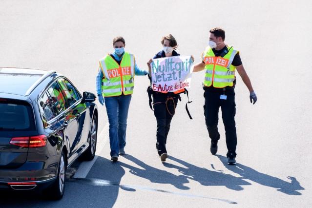 IAA Mobility - Protest