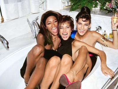 Mode in den 90ern: Schulterpolster ade
