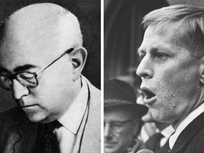 Unbekannter Briefwechsel zwischen Enzensberger und Adorno: Er wollte lieber nicht