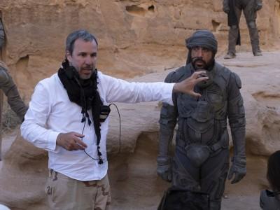 """Denis Villeneuve: """"Ich habe von Anfang an darauf bestanden, in der echten Wüste zu drehen"""""""