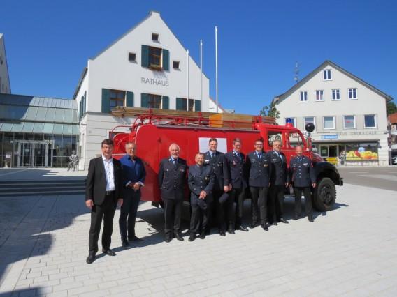 150 Jahre Feuerwehr Indersdorf