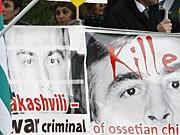 Proteste gegen Saakaschwili, Reuters