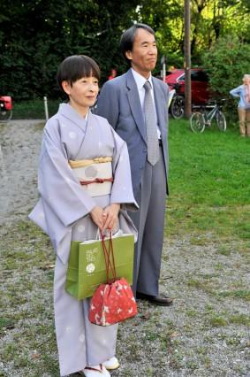 Weßling: japanisches Mondfest