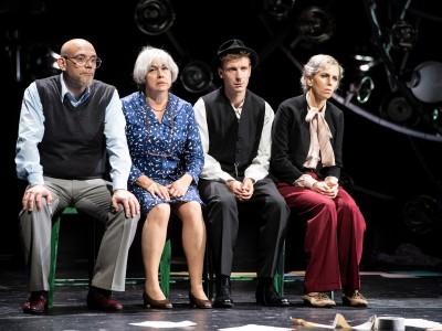Theater: Was für ein Epos