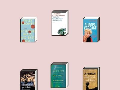 Bücher des Monats September: Schaurige Gestalten
