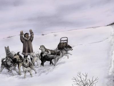Sachbuch: Im Glühen der Nordlichter