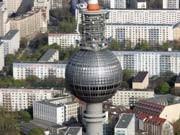 Fernsehturm. ddp