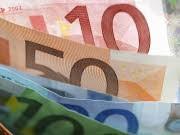 Euro-Geldscheine; ddp