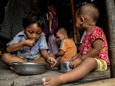 Ernährungssituation: Jeder zehnte Mensch auf der Erde hungert