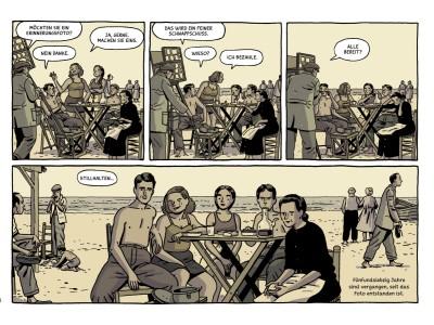 Graphic Novel: Die Kraft der Erinnerung