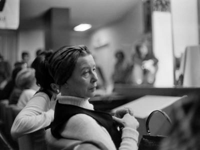 """Roman """"Die Unzertrennlichen"""": Simone de Beauvoir, eine große Liebende"""