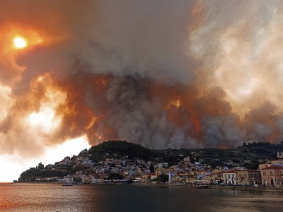 """Giorgos Kallis: """"Grenzen"""": Wie retten wir die Welt?"""