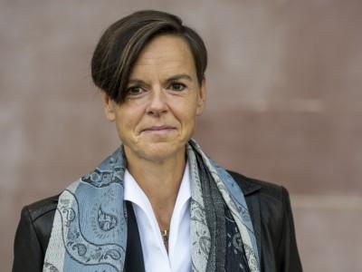 Frankfurter Buchmesse: Deutscher Buchpreis geht an Antje Rávik Strubel