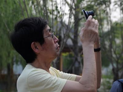 """Bei Dao: """"Das Stadttor geht auf. Eine Jugend in Peking"""": Chinas papierene Wände"""