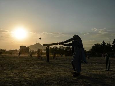 """Afghanistan: """"Mädchen beim Cricket, das würde ich gern mal sehen"""""""