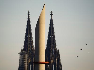 Köln: Muezzin-Ruf provoziert Debatte