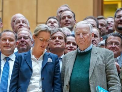 Bundestag: Wie radikal ist die neue AfD-Fraktion?