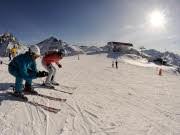 Skifahren; DPA