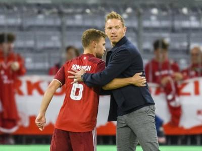 DFB-Pokal: Bayern auch gegen Gladbach ohne Nagelsmann