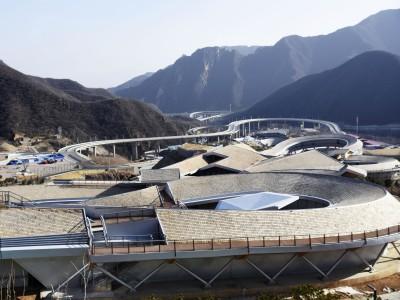 Winterspiele in Peking: Olympia rigoros