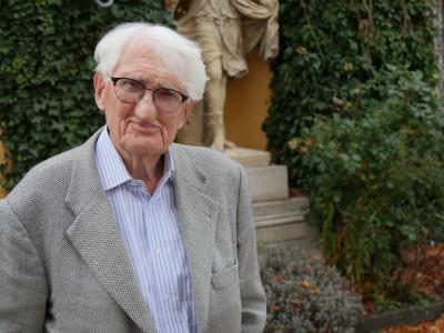 Philosophie: Jürgen Habermas in Hochform