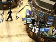 Börse, Foto: AFP