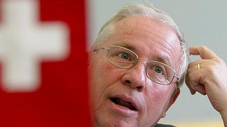 Rechtspopulist Christoph Blocher SVP Bankdaten Schweiz Steuerhinterziehung Reuters