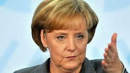 Bundeskanzlerin Angela Merkel, dpa