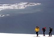 Skitouren an den Fjorden Nordnorwegens Foto: Rochau