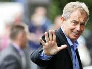 Tony Blair wirbt für Louis Vuitton; Reuters