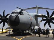 Airbus A400M, Foto: AP