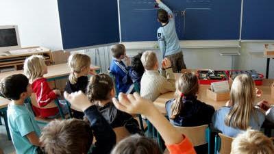 Schule Vor dem Pisa-Ländervergleich