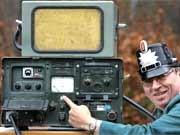 Radarmessgerät, Geschwindigkeitsüberwachung, Foto: dpa