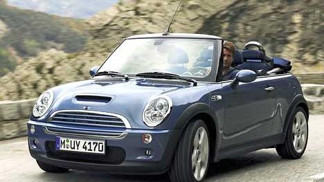 Mini Cabrio Mini-Cabrio