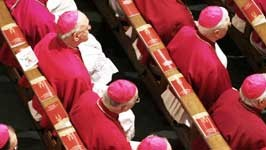 Bischofskonferenz, ddp