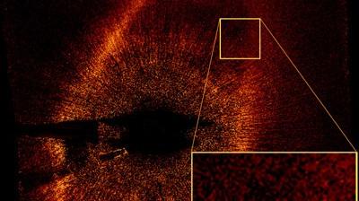 Exoplaneten fotografiert