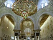 Abu Dhabi Persicher Golf Moschee, AFP