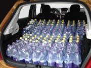 flaschen im laderaum; press-inform
