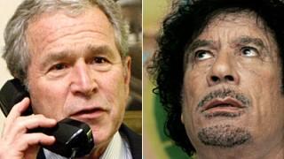 Beziehung zwischen USA und Libyen