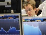 Bankhändler, Foto: Reuters
