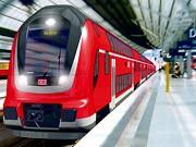 Doppelstockzug Deutsche Bahn
