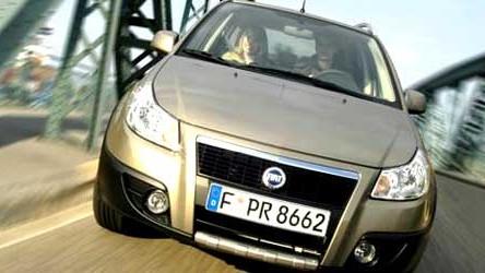 Praxistest: Fiat Sedici 1 9 Multijet - Das kleine 4x4 - Auto