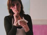 Food-Stylistin Kristin Büsing