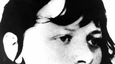 Verena Becker Ex-RAF-Terroristin
