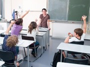 Lehrer: Überfordert